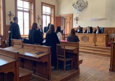 JOURNEE NATIONALE DE L'ACCES AU DROIT ET A LA JUSTICE